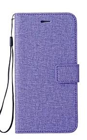 Custodia Per Huawei Xperia XA1 Plus Xperia XA1 Porta-carte di credito A portafoglio Con supporto Con chiusura magnetica Integrale Tinta