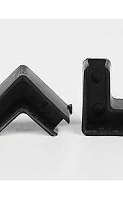 Akvarium Dekorasjon Kant- og hjørnebeskyttere Slanger & Rør Mini Enkel å installere Plastikker