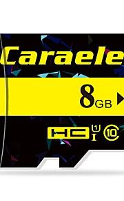 Caraele 8GB Micro-SD-Karte TF-Karte Speicherkarte Class10 CA-2