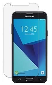 Proteggi Schermo Samsung Galaxy per J7 (2017) Vetro temperato 1 pezzo Proteggi-schermo frontale Estremità angolare a 2,5D Durezza 9H Alta