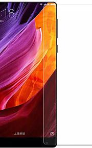 Displayschutzfolie XIAOMI für Xiaomi Mi Mix 2S Hartglas 1 Stück Vorderer Bildschirmschutz Kratzfest Explosionsgeschützte 2.5D abgerundete