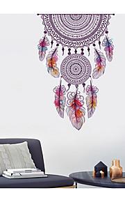 Wallstickers Dekorative Mur Klistermærker - Fly vægklistermærker Abstrakt Kan fjernes