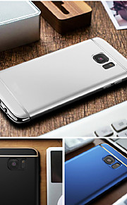 Case For Samsung Galaxy S8 Plus / S8 Plating Back Cover Solid Colored Hard PC for S8 Plus / S8 / S7 edge