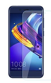 Skärmskydd Huawei för Honor V9 Play Härdat Glas 1 st Displayskydd framsida Reptålig 9 H-hårdhet