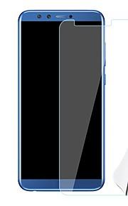Skärmskydd Huawei för Huawei Honor 9 Lite PET 1 st Displayskydd framsida Reptålig Ultratunnt Explosionssäker