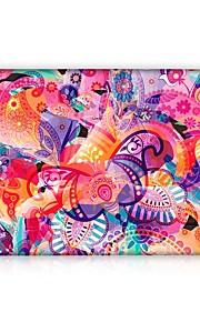 MacBook Etuis pour Fleur Plastique MacBook Pro 13 pouces MacBook Pro 15 pouces MacBook Air 13 pouces MacBook Air 11 pouces MacBook Pro 15