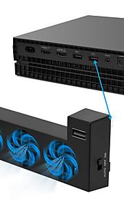 DOBE Vifter Til Xbox One Bærbar Vifter PP+ABS 1pcs enhet USB 2.0