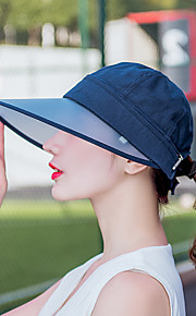 Hat Summer Sun Shades / Removable / YKK Zipper Hiking / Outdoor Exercise / Traveling Women's Canvas Classic
