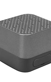 A15 Speaker סגנון קטן Bluetooth 4.1 מיקרו USB רמקול מדף ספרים כסף / אפור / ורד