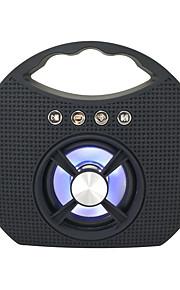 T-128 Speaker מיקרו USB רמקול מדף ספרים שחור / אדום / כחול