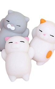 LT.Squishies Squeeze Toy / Sensory Toy / Stress Reliever Creative 3pcs All Gift