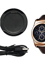 Dock Charger USB Charger USB 1 A DC 5V for LG G Watch R W110 / LG Watch Urbane W150