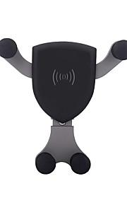 Cwxuan شاحن سيارة / شاحن لاسلكي شاحن يو اس بي USB شاحن لاسلكي / Qi 1 A DC 5V إلى iPhone X / iPhone 8 Plus / iPhone 8