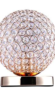 Contemporaneo moderno Romantico / Creativo Lampada da tavolo / Lampada da scrivania Per Salotto / Camera da letto Metallo 110-120V / 220-240V Oro / Argento