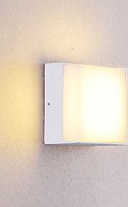 OYLYW Waterbestendig / Ministijl LED / Modern eigentijds Wandlampen / Kylpyhuoneen valaistus Voor Binnen / Voor Buiten Metaal Muur licht IP54 85-265V 5 W