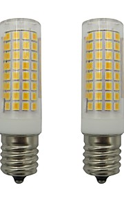 2pcs 5 W 460 lm E17 Bombillas LED de Mazorca 102 Cuentas LED SMD 2835 Blanco Cálido / Blanco Fresco 110-130 V