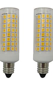 2pcs 5 W 460 lm E11 Bombillas LED de Mazorca 102 Cuentas LED SMD 2835 Blanco Cálido / Blanco Fresco 110-130 V