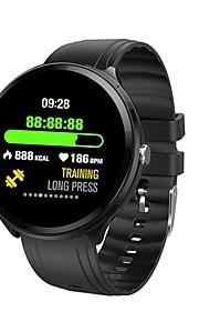 B12 Γιούνισεξ Έξυπνο ρολόι Android iOS Bluetooth Smart Αθλητικά Αδιάβροχη Συσκευή Παρακολούθησης Καρδιακού Παλμού Μέτρησης Πίεσης Αίματος ΗΚΓ + PPG