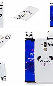 tok Για Huawei Huawei Honor 8X / Honor 9 Lite Με σχέδια Πίσω Κάλυμμα Κινούμενα σχέδια / Πάντα Μαλακή TPU για Huawei Honor 9 Lite / Huawei Honor 8X / Honor 7A