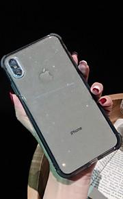 d&чехол для Apple iphone 7 plus / iphone xs max блеск задняя крышка сплошное цветное мягкое тпу для iphone 6 / iphone 6 plus / iphone 6s