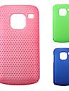 mailles couvrent la peau nette cas pour Nokia E5