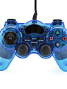 Premium Control Pad for PS2 and PC (Blue)