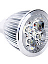 5W GU5.3(MR16) Faretti LED MR16 5 LED ad alta intesita 400-500 lm Bianco caldo 3000K K DC 12 V