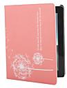 Housse en cuir de style de pissenlit avec support pour iPad 2/3/4 (rose)