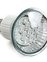 E14 12 LED 60lm 0.8-1w 2800-3500k 따뜻한 화이트 스폿 전구 (220-240V)