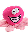 Octopus Shaped Style Pet Squeaking Toy for Dogs (10 x 9cm)