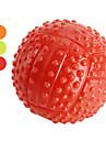 Hundeleke Leker til kjaeledyr Ball Gummi