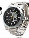 Мужская сплава аналоговых кварцевых модные часы (ассорти цветов)