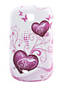 Heart-Shaped Style Soft Case for Samsung Galaxy Mini S5570