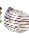 хроматические полосы цветные кольца глазури