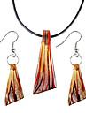 Bijoux-Colliers décoratifs / Boucles d'oreille(Gemme)Quotidien Cadeaux de mariage