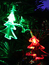 7M 30-LED -Tree-Shaped Colorful Light LED Strip Fairy Lamp for Festival Decoration (220V)