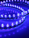 Waterproof 48cm 48-LED Blue LED Strip Light for Car (12V)