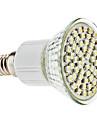 Lâmpada de Foco E14 4 W 350 LM 6000K K Branco Natural 60 SMD 3528 AC 220-240 V PAR