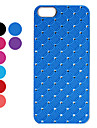 Fishing Net Design Diamond Surface Hard Case for iPhone 5/5S (Assorted Colors)