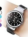 Casual Style Dames Quartz Steel Analoog Bracelet Watch (verschillende kleuren)