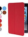 кожаный чехол Пу ж / стоять и ручка для Ipad Mini 3, Ipad Mini 2, Ipad мини (разных цветов)