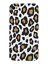 Leopard Print Pattern Hard Case for iPhone 4 and 4S