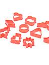 DIY coziment Biscuit Set Cortadores (10-Pack)