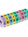 Magnetic Letters Wheels Toy for Children