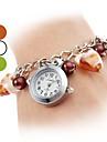 Women's Alloy Plastic Analog Quartz Bracelet Watch (Assorted Colors) Cool Watches Unique Watches