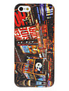 Downtown Pattern Hard Case for iPhone 5/5S