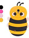 삼성 갤럭시 S4 i9500를위한 3d 디자인 꿀벌 패턴 소프트 케이스