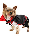 Dog Costume Dog Clothes Cute Cosplay Vampires Costume For Pets