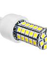6000lm G9 LED Corn Lights T 47 LED Beads SMD 5050 Natural White 220-240V