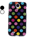 Colorful Dot Pattern Soft Case for Samsung Galaxy S4 I9500 (Assorted Colors)